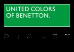 Centro Commerciale AlBattente Logo Benetton Sisley