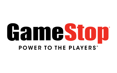 Centro Commerciale AlBattente Logo GameStop