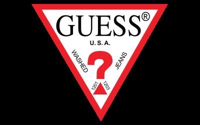 Centro Commerciale AlBattente Logo Guess