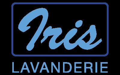 Centro Commerciale AlBattente Logo Lavanderia Iris