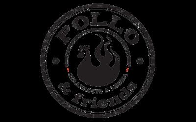 Centro Commerciale AlBattente Logo Pollo And Friends