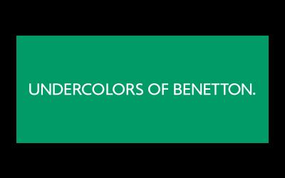 Centro Commerciale AlBattente Logo Undercolors of Benetton