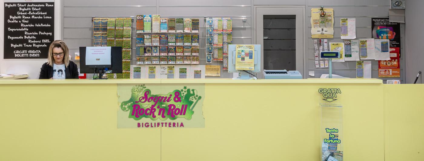 Centro Commerciale AlBattente TESTATA Biglietteria