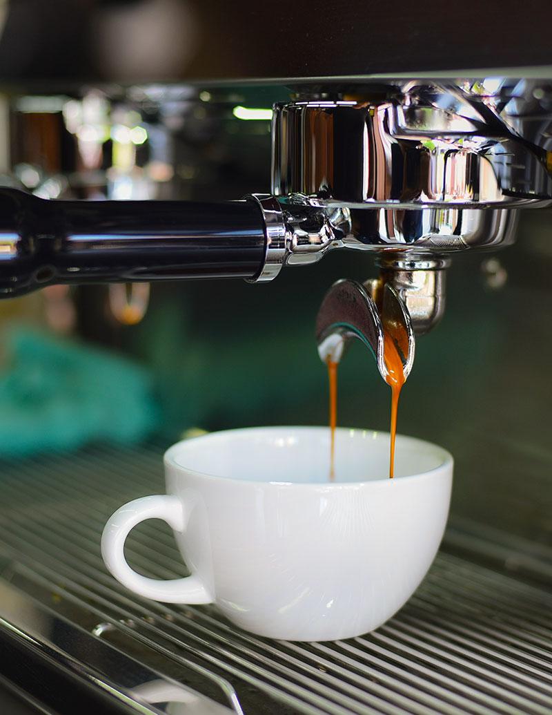 Centro Commerciale AlBattente caffè