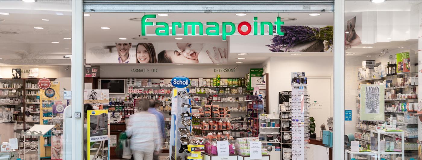 Centro Commerciale AlBattente negozio farmapoint